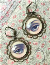 Lover's Eye Earrings