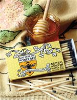 God Save The Honey Bee Matches (Set Of 3)