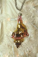 Conch Shell Ornament In Gift Box