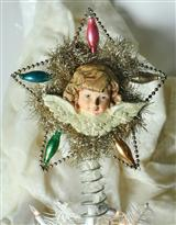 Angelique Dresden Tree Topper