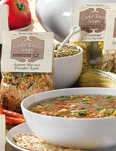 Hearty & Natural Soup