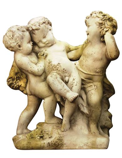 Franciscan Cherubs