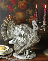 Plymouth Estate Turkey Centerpiece