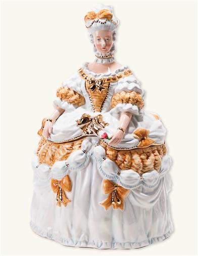 'Let Them Eat Cookies' Marie Antoinette Cookie Jar
