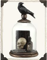 Edgar's Nevermore Bell Jar