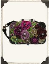 Mary Frances Purple Magic Purse