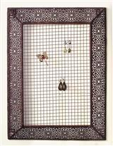 Filigree Mesh Jewelry Display