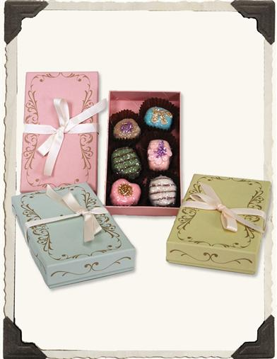 Bon Bon Ornaments 'Tree Truffles'