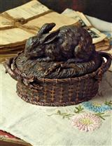 Nibbling Rabbit Container