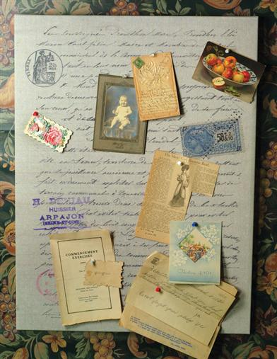 French Pinboard