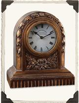 Goldleaf Mantel Clock