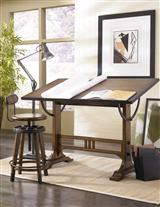 Artist's Tilt Table & Stool