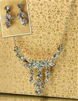 Anna Karenina Necklace & Earrings