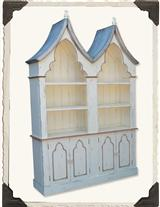 Swiss Gothic Conservatory Cabinet