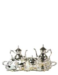 Afternoon Tea Silver Service