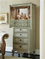 Scarborough Fair Armoire Vanity