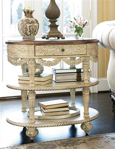 Jessica Mcclintock Belle Epoque Side Table