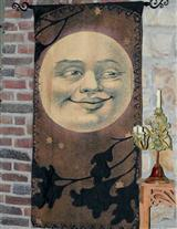 Contented Moon Tapestry - Special Price!