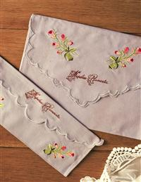 Hopeless Romantic Linen Pouches