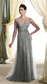 Sterling Lace Gown