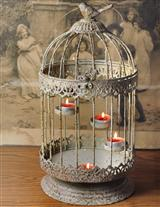 Provencal Tealight Cage