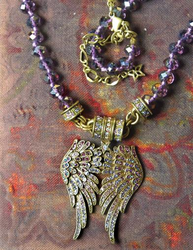 Earth Angel Necklace