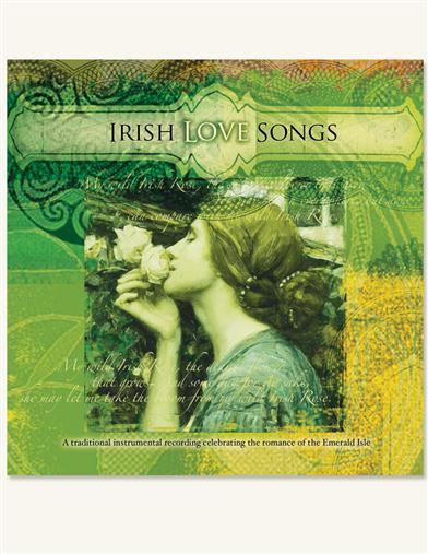 Irish Love Songs Cd