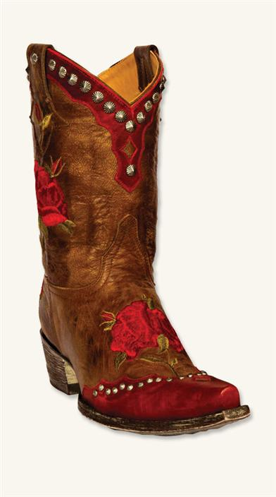 American Beauty Cowboy Boots