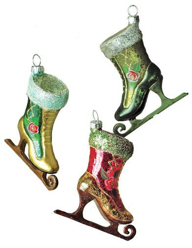 Pearly Skates (Set Of 3)