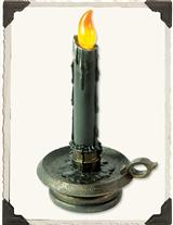 Poe's Paraffin Light