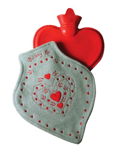 Swiss Hearts Water Bottle