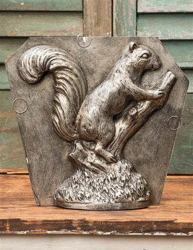 Decorative Squirrel Candy Mold Large