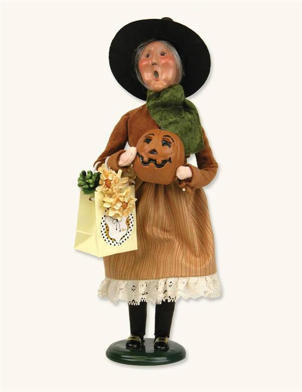 Byers Choice Gabby Good Witch
