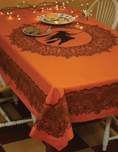 Midnight Ride Tablecloth