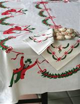 Christmas Jig Tablecloth