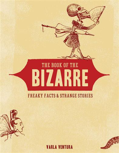 The Book Of The Bizarre