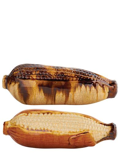 Majolica Maize (Set Of 3)