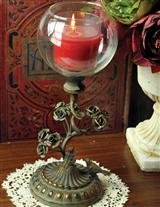 Rossetti Candle Glass