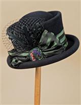Louise Green Milady's Derby Hat