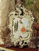 Rococo Jewelry Easel