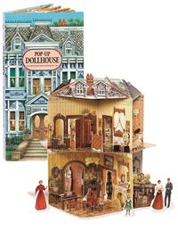 Pop Up Dollhouse Book