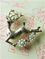 Pretty Prancer Pin