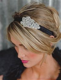 Sparkly Ice Headband