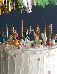 Circus Candle Holders