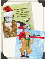 Hilarious Holiday Napkins (Set Of 2)