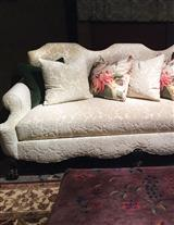 Paul Robert Enchanted Cottage Sofa
