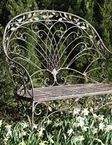 Audubon Bird Bench
