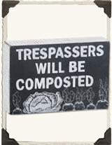 Composted Sign