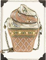 Mary Frances The Scoop Purse