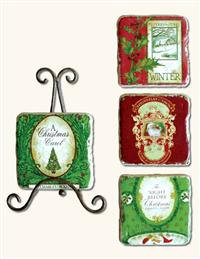 Christmas Classics Coasters (Set Of 4)